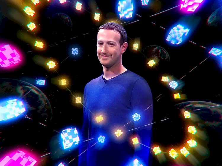 Ingin Ubah Facebook Jadi 'Perusahaan Metaverse', Apa Maksud Mark Zuckerberg?