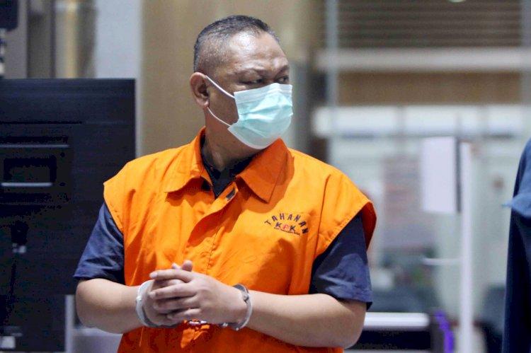 Matheus Joko,Anak Buah Juliari Batubara Divonis 9 Tahun Penjara