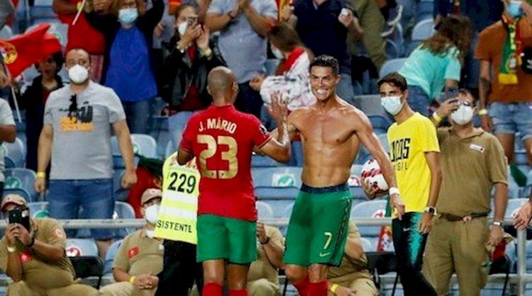 Koleksi 111 Gol, Ronaldo Catatkan Rekor Jadi Pemain Tersubur di Laga Internasional