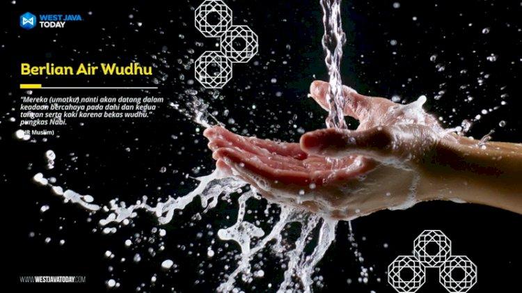 Renungan Jumat: Berlian Air Wudhu