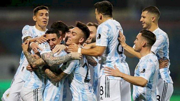 Hasil Lengkap dan Klasemen Kualifikasi Piala Dunia 2022 Zona Conmebol