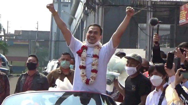 Baru Bebas, Muncul Petisi Boikot Saipul Jamil Tampil di Televisi dan Youtube