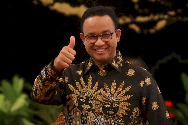 Anies: Jaga Situasi Jakarta Ibarat Alirkan Listrik ke Tiap Rumah