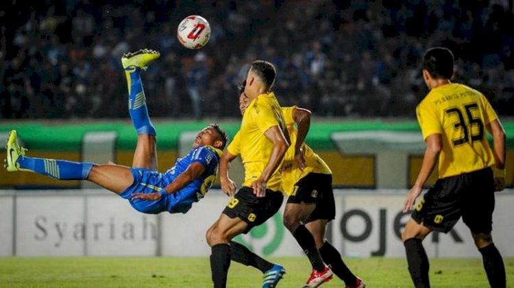 Hasil Pertandingan dan Klasemen Liga 1: Borneo FC di Puncak
