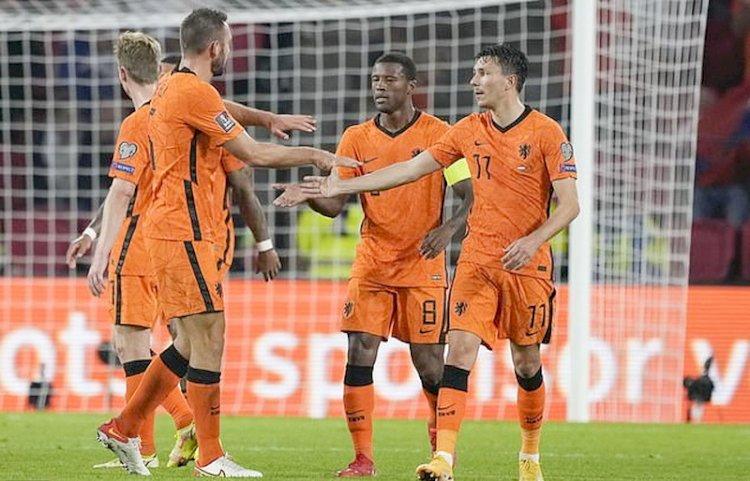 Kualifikasi Piala Dunia 2022: Belanda Menang, Prancis Ditahan Ukraina