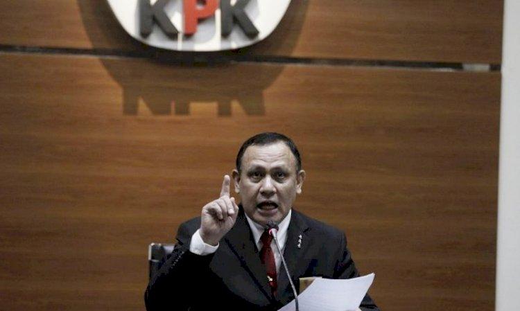Ketua KPK Angkat Suara Soal Isu Azis Syamsuddin Jadi Tersangka