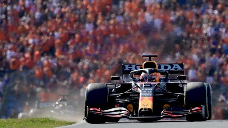 Max Verstappen Juara di GP Belanda, Kembali ke Puncak Klasemen