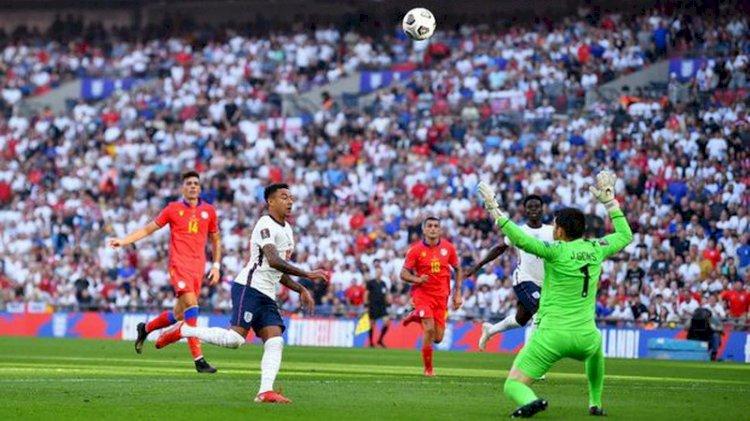 Kualifikasi Piala Dunia: Jerman, Inggris dan Wales Menang