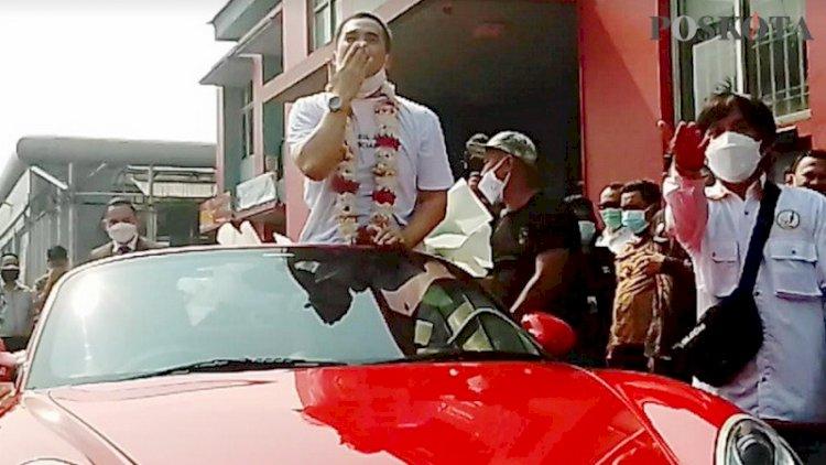 KPAI Khawatirkan Dampak Buruk Momen Perayaan Bebasnya Saipul Jamil