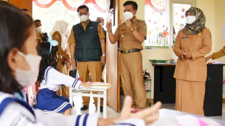 PTM di Kabupaten Bandung Dipastikan Dibarengi Prokes Ketat