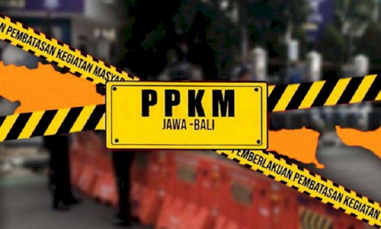 PPKM Jawa-Bali Dilanjutkan 7-13 September 2021