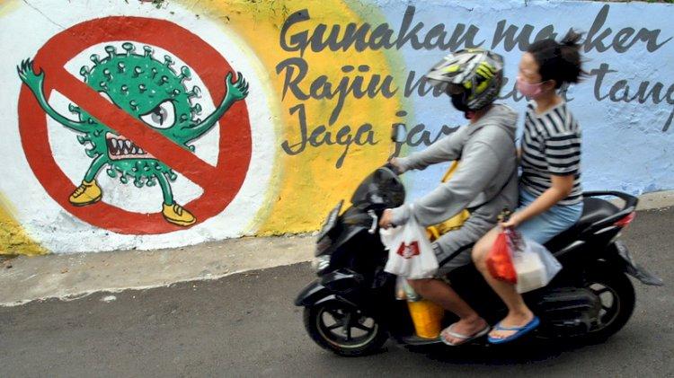 Tren Kasus Covid-19 di Cirebon Terus Alami Penurunan