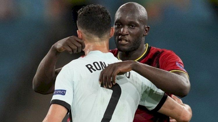 Lukaku: Jangan Pernah Bandingkan Saya dengan Ronaldo