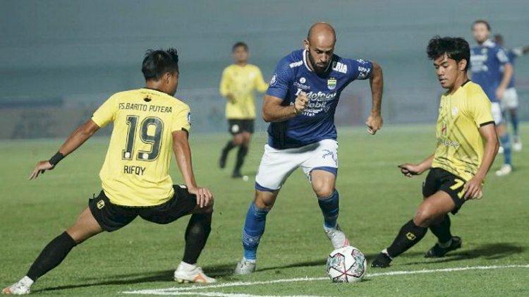 Laga Persita Vs Persib Digelar di Stadion Wibawa Mukti