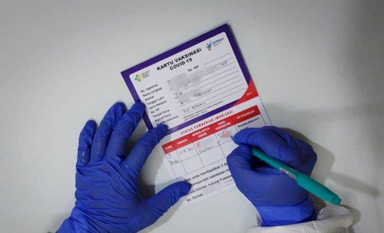 Muncul Petisi Tolak Kartu Vaksin Jadi Syarat Administrasi, Ini Kata Kemenkes