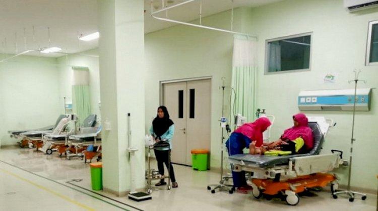 Tingkat Kesembuhan Pasien Covid-19 di Karawang 96 Persen