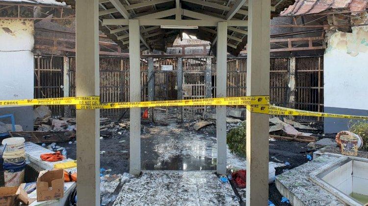 41 Orang Meninggal, 8 Luka Berat dan 74 Luka Ringan Akibat Kebakaran yang Terjadi di Lapas I Tangerang
