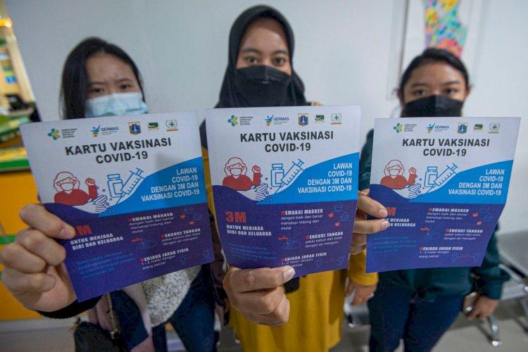 Soal Petisi Tolak Kartu Vaksin Jadi Syarat Administrasi, Satgas: Aturan Ini untuk Lindungi Masyarakat
