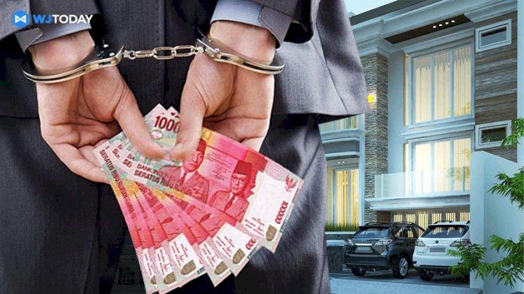 Jawa Barat  Tertinggi Terkait Kasus Korupsi di Indonesia