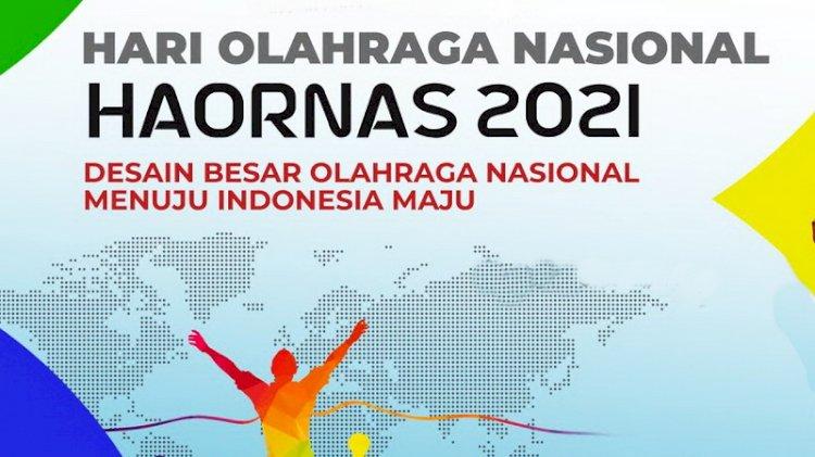 Haornas 2021: Olahraga Jadi Prioritas Pemerintah untuk Wujudkan Indonesia Maju