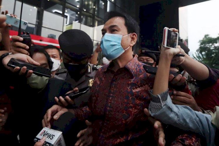 Kabar Azis Syamsuddin Jadi Tersangka, Ini Respons KPK