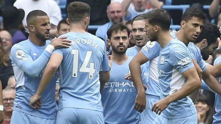 Jadwal Liga Inggris: Man City Bertekad Tebus Kekalahan dari Leicester di Community Shield