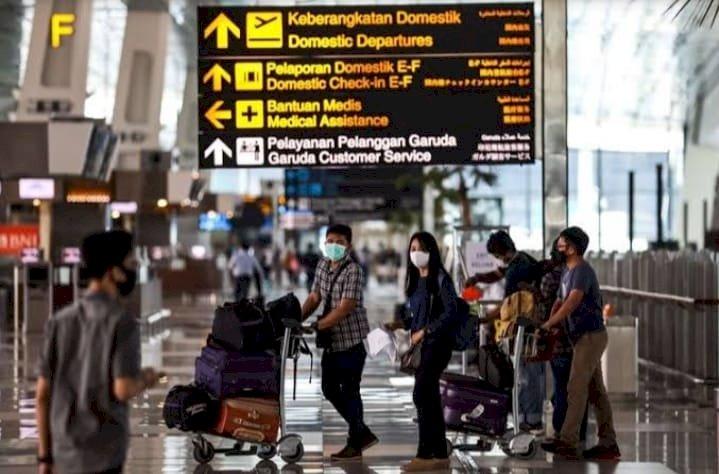 Ratusan Pelaku Perjalanan LN Positif Covid Saat Masuk Indonesia
