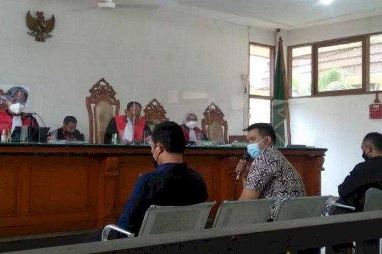 Sidang Lanjutan Kasus Korupsi Paket Bansos Covid-19, Mantan Ajudan dan Sekpri Aa Umbara Berikan Kesaksian