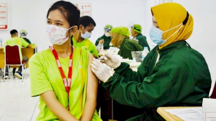 Bandung Targetkan 1,9 Juta Warga Peroleh Vaksin di Akhir Tahun