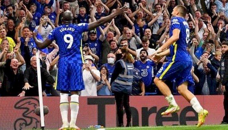 Chelsea Lanjutkan Tren Kemenangan, Tekuk Aston Villa 3-0
