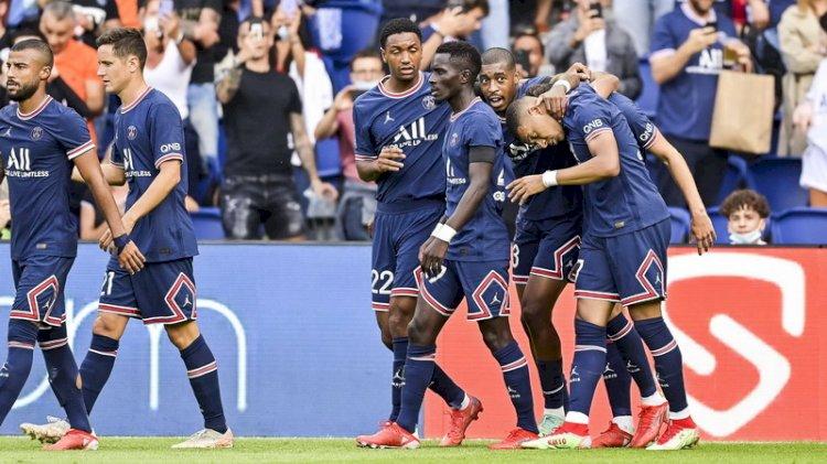 Liga Prancis: Hajar Clermont 4-0, PSG Kokoh di Puncak Klasemen