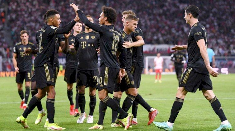 Liga Jerman: Hasil Pertandingan dan Klasemen