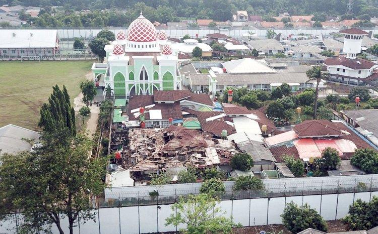 Komnas HAM Sebut Bangunan Lapas Klas I Tangerang Tidak Manusiawi