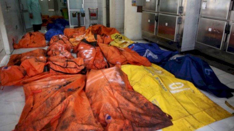 Tambah 1 Napi, Korban Tewas Kebakaran di Lapas Kelas I Tangerang Jadi 45 Orang