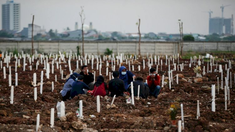 Hingga September 2021, 20.887 Anak di Indonesia Jadi Yatim-Piatu Akibat Pandemi