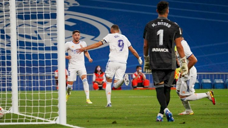 Hasil dan Klasemen Liga Spanyol: Madrid Gasak Celta 5-2