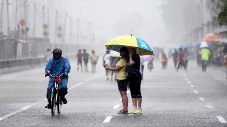 BMKG Prakirakan Hujan Lebat Terjadi di 23 Provinsi