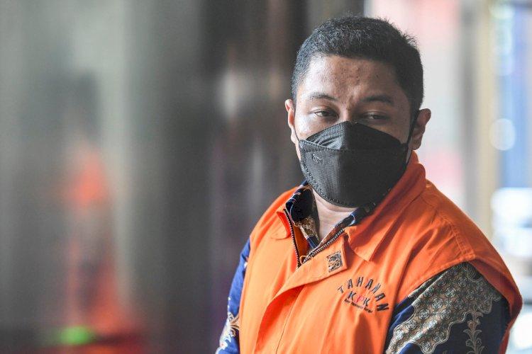 Mantan Penyidik KPK Stepanus Robin Didakwa Terima Suap Rp11 Miliar