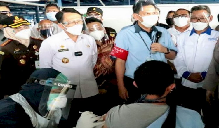 Hingga Oktober, Kabupaten Bekasi Bisa Tuntaskan 80 Persen Target Vaksinasi