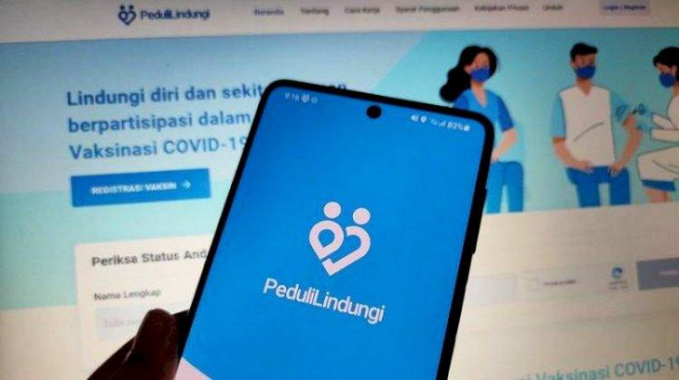 Aplikasi PeduliLindungi Jadi Syarat Pengurusan Adminduk di Bekasi
