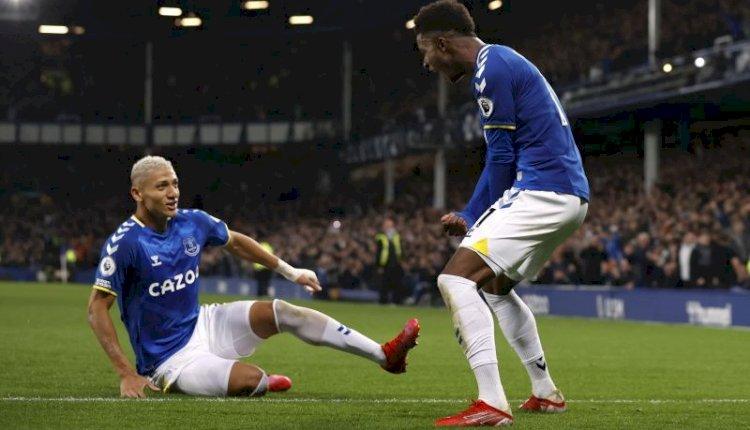 Klasemen Liga Inggris Usai Everton Kalahkan Burnley 3-1