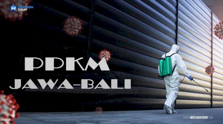 PPKM Jawa-Bali  Kembali Diperpanjang hingga 20 September
