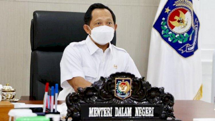 Mendagri Minta Kepala Daerah Jangan Buat Pernyataan Negatif di Media