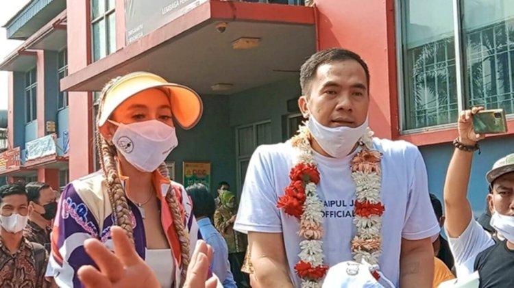 Ditolak Tampil di TV, Kini Saipul Jamil Dapat Tawaran Job dari Kementerian?