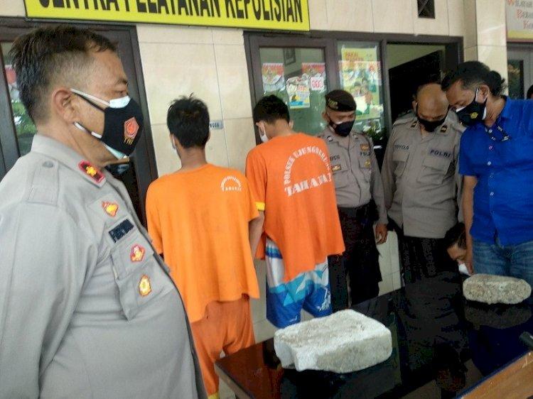 Polisi Tangkap Dua Pelaku Penganiayaan Seorang Atlet Disabilitas di Bandung