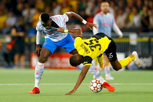 Manchester United Kalah Dramatis di Kandang Young Boys 1-2