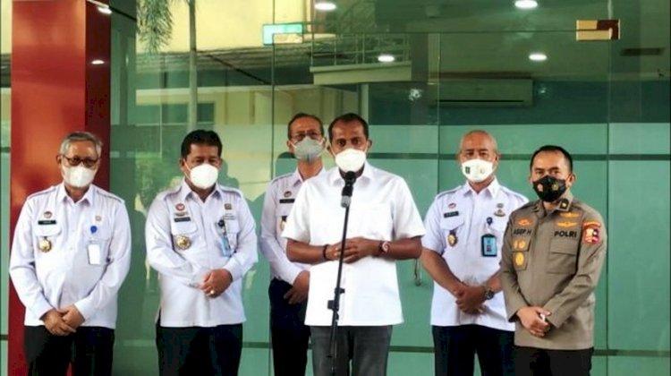 Soal Uang Santunan Korban Kebakaran Lapas Tangerang, Wamenkumham: Jangan Dilihat Nilainya