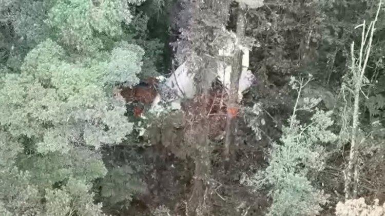 Sempat Hilang Kontak di Intan Jaya Papua, Pesawat Kargo Rimbun Air Berhasil Ditemukan