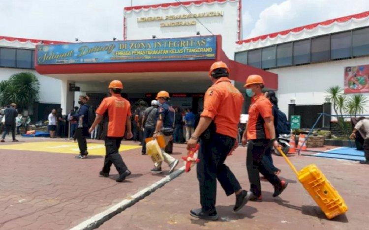 Kebakaran Lapas Klas I Tangerang, Polisi Setop Operasi Identifikasi Korban