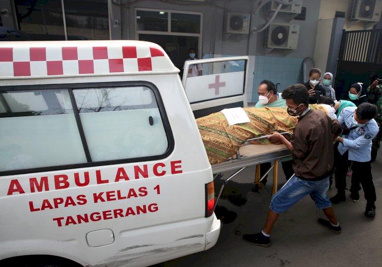 Korban Tewas Kebakaran Lapas Kelas I Tangerang Bertambah Jadi 49 Orang